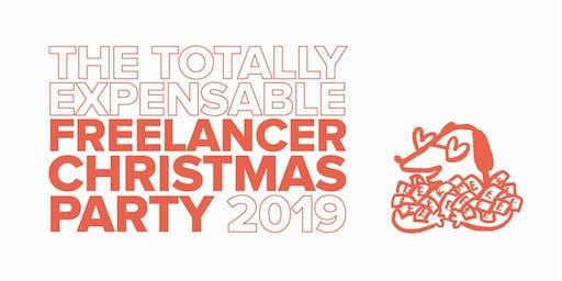 ANNA's Totally Expensable Freelancer Christmas Party 2019