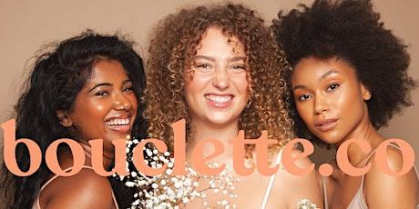 L'essentiel pour vos cheveux bouclés avec Aude Livoreil chez Bouclette.co tickets