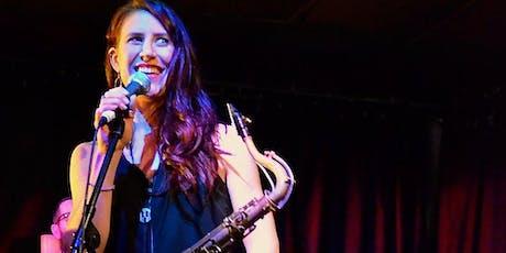 Jazz singer saxophonist Sandra Mae tickets