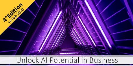 Artificial Intelligence- Unlock AI Potential in Business tickets
