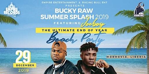 Bucky Raw Summer Splash 2019
