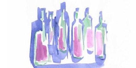 The Grand Tour: Art, Language & Wine - Wine Tasting tickets