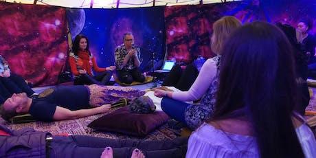 All-Love Sekhem Healing Meditation Class. Get Ready for 2020 :) tickets
