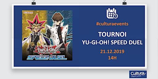 Tournoi Yu-Gi-Oh! Speed Duel