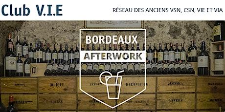 AFTERWORK VIE Nouvelle Aquitaine - Décembre 2019 ! billets