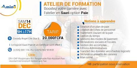 ATELIER DE FORMATION EN SAARI PAIE SAGE 100 v16 billets