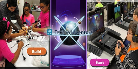 Saturday Workshops - STEM, Robotics & Video Games (Ages 6 to 16) tickets