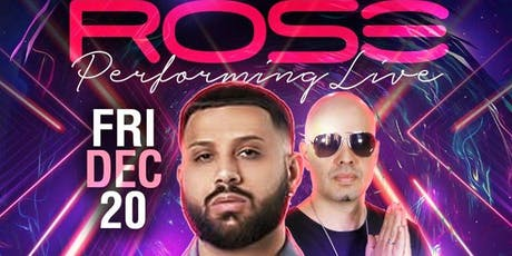 Christmas Party Alex Rose Live At Baru Lounge tickets