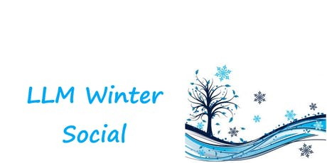 LLM Winter Social tickets