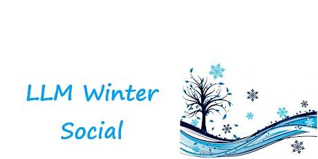 LLM Winter Social tickets