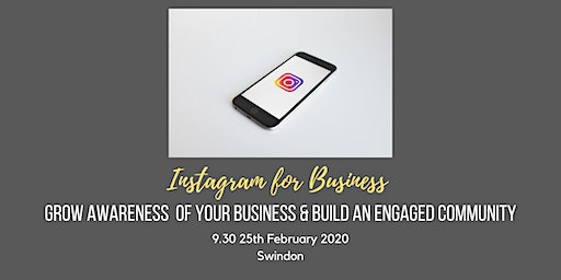 Instagram Training -  how to increase awareness of your business - Swindon