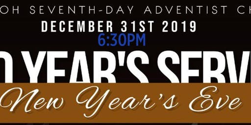 2019 Shiloh New Year's Eve Service