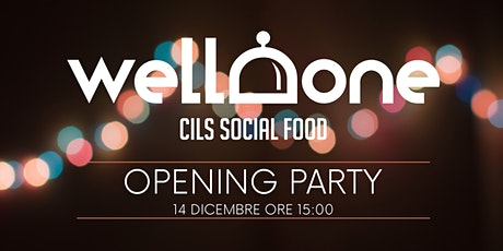 Social Food: The Great Opening biglietti