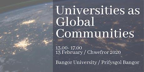 Universities as Global Communities tickets