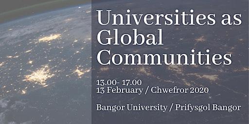 Universities as Global Communities