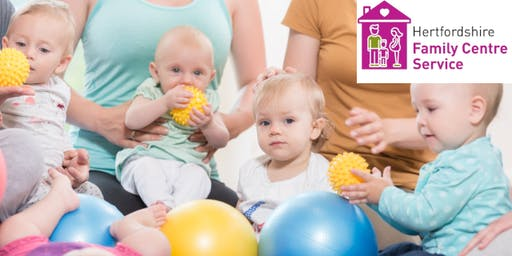Baby Sing & Play 9.30am 8th January-1st April 2020 (Bridge Road Family Centre)