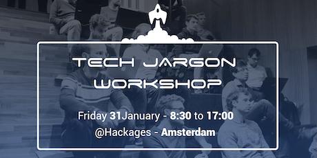 Tech Jargon Game Workshop tickets