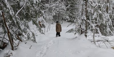 Snowshoe and Outdoor Mindfulness