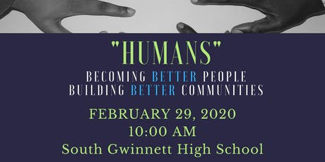 """SYC Youth Summit 2020: """"HUMANS"""" tickets"""
