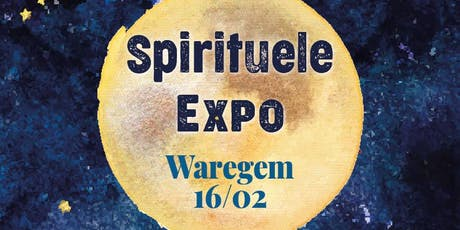 Spirituele Beurs Waregem • Bloom Expo billets