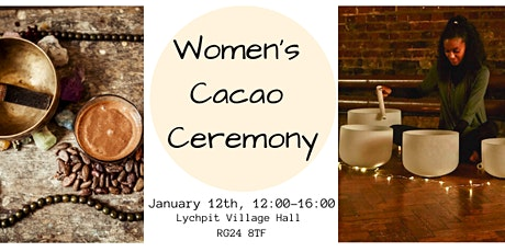 Sacred Cacao Ceremony with Diahnne tickets