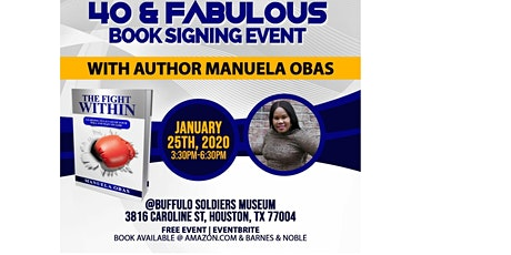 40 & FABULOUS BOOK SIGNING EVENT tickets