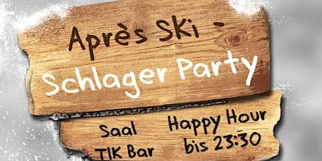 Après Ski - Schlager Party billets