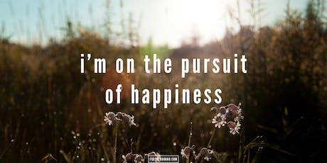 Leer in één avond hoe je meer geluk kunt brengen in je leven tickets