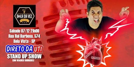DIRETO DA UTI - Stand Up Show tickets