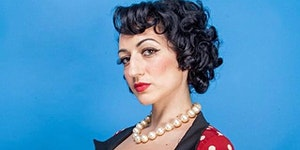 Oriana Curls:French Jazz & Pop Singer