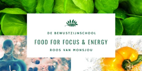 Food for Focus & Energy tickets