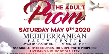 Team Dj Ellery 216 Presents The Ultimate Adult Prom tickets
