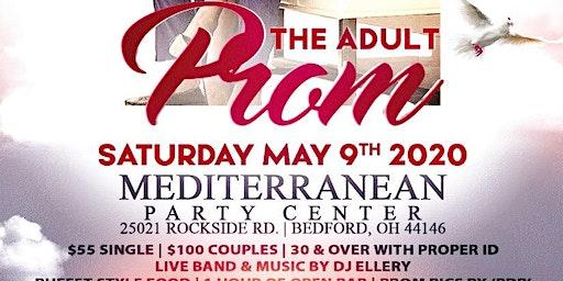 Team Dj Ellery 216 Presents The Ultimate Adult Prom