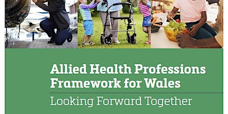 South East Wales - AHP Framework for Wales Engagement Event tickets