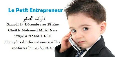Young Entrepreneur billets