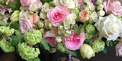 Millstone Flowers Workshop at One Kings Lane Southampton