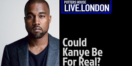 Kanye West: Could Kanye be for real? tickets