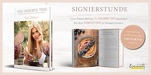 Signierstunde mit Pamela Reif