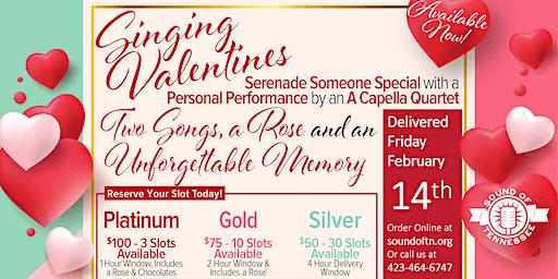 Singing Valentines 2020!