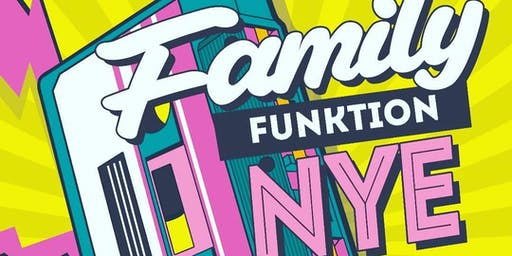 Family NYE Funktion at Sankey's