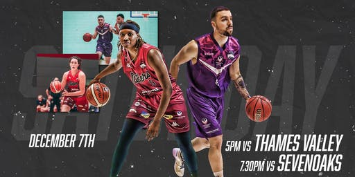Basketball Double-Header: Loughborough Riders Men & Leicester Riders Women