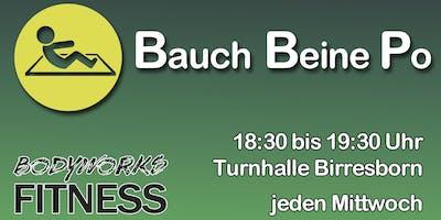 10er Karte: Bauch, Beine, Po (Bodyworks Fitness Birresborn)