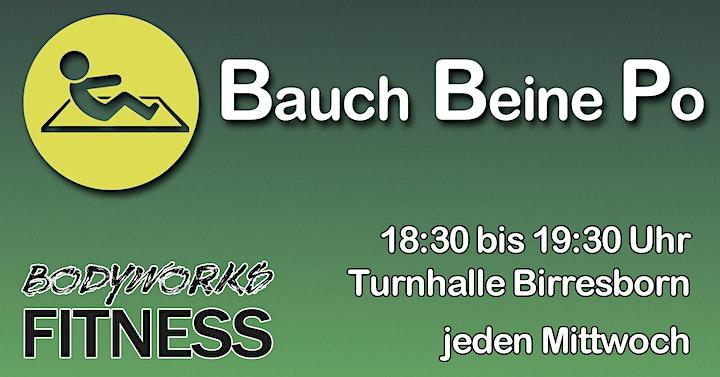 10er Karte: Bauch, Beine, Po (Bodyworks Fitness Birresborn): Bild