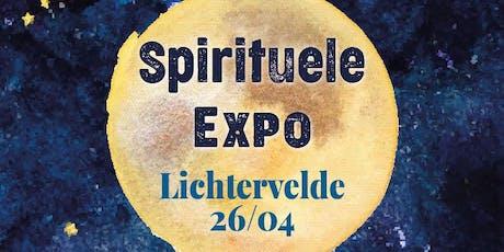 Spirituele Beurs Lichtervelde • Bloom Expo tickets