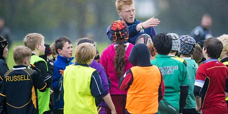UKCC Level 1: Coaching Children Rugby Union - Greenock Wanderers RFC tickets