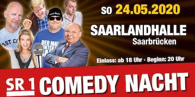 SR1 COMEDY NACHT - Mixshow u.a. mit Markus Krebs,