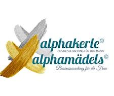 alphamädels & alphakerle - Businesscoaching für Dich! logo
