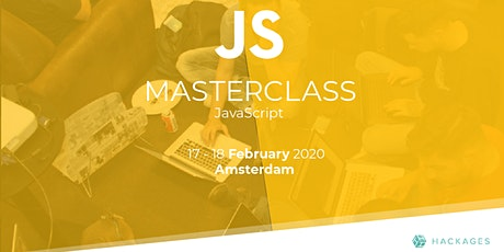 MasterClass JavaScript tickets