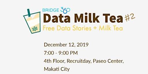 Data Milk Tea #2