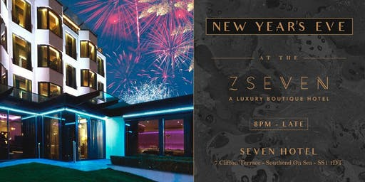 The Seven Hotel New Year's Eve Party
